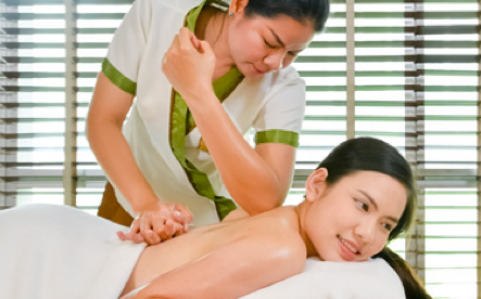 Green Leaf Spa Promotion
